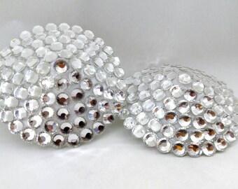 3D printed Crystal Rhinestone Pasties
