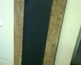 Rustic Pallet Wood Chalkboard / Blackboard