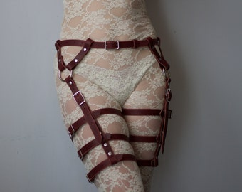 Adjustable Thigh Harness