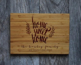New Home Gift, New House Gift, Cheese Board, Cutting Board, Housewarming Gift, Closing Gift, Personalized Cheese Board, Personalized Gift