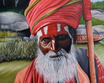 Indian BABA, The face of India
