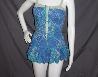 Vintage Petti of Encino Bathing Suit by Ally Lou Rawe