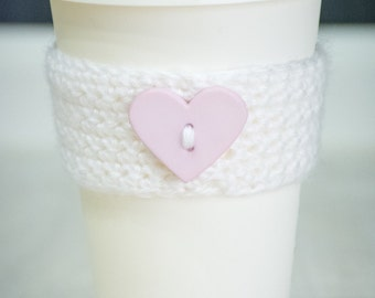 Fun and Functional Reusable Cup Cozy/Sleeve