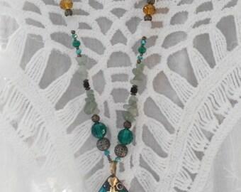 Style Boho necklace