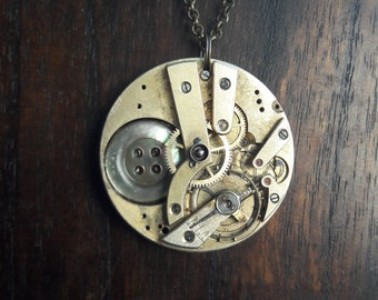 Button steampunk WGT Gothic movement