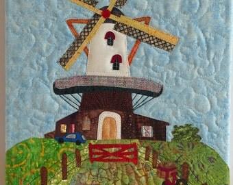 Windmill 'De Koe', Veere, The Netherlands