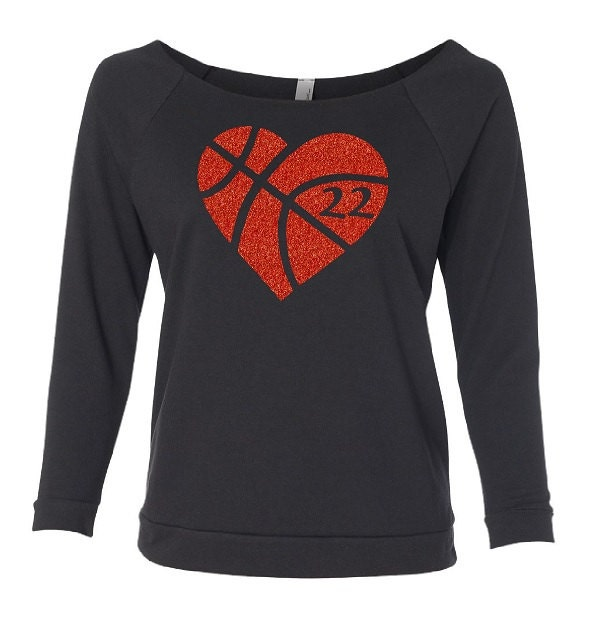 Basketball Mom Shirt Basketball Mom Basketball Heart
