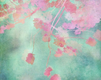 Spring on Paper -- Limited Edition Matted Print