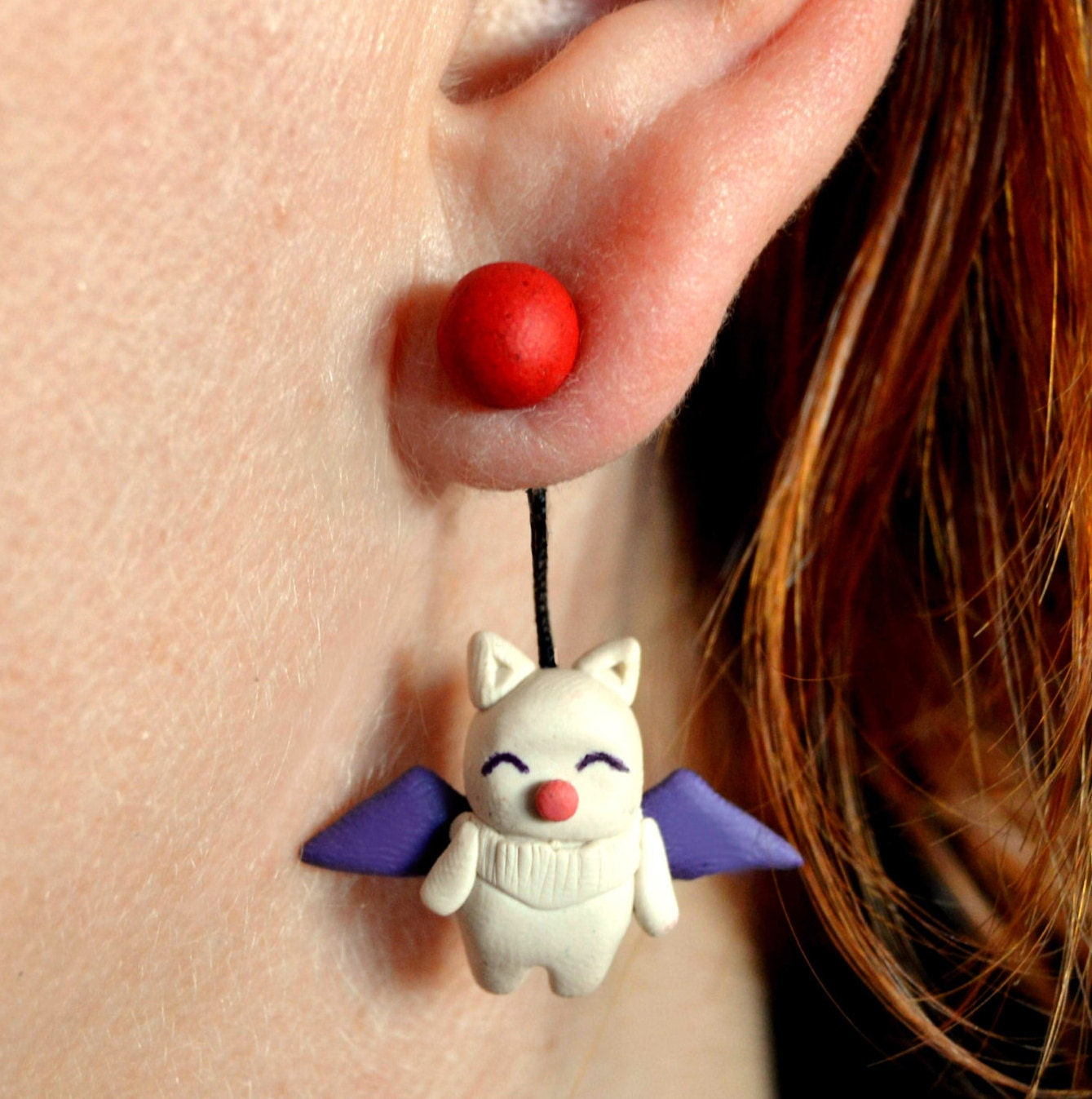 ffxi earrings moogle earring from and kingdom hearts select 1 4156