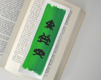 Bookmark - Space Invaders