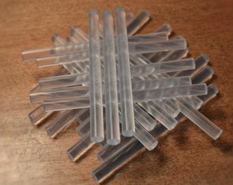 Mini Glue Sticks. 1 Pound. Wholesale. Multi Temp. Adhesive. Made in USA. Non-Yellowing. Mini Glue Gun.