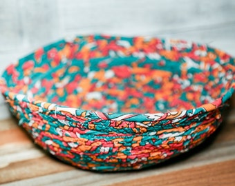 Coiled Decorative Bowl