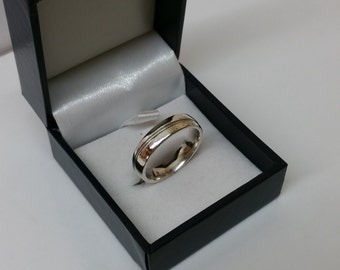 "Silver ring ""I love you"" 925 Silver SR652"