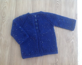 Sweater, Newborn baby Sweater, Baby Sweater Sized 9-12 months