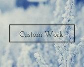 Custom Work // Blog Design Add-on