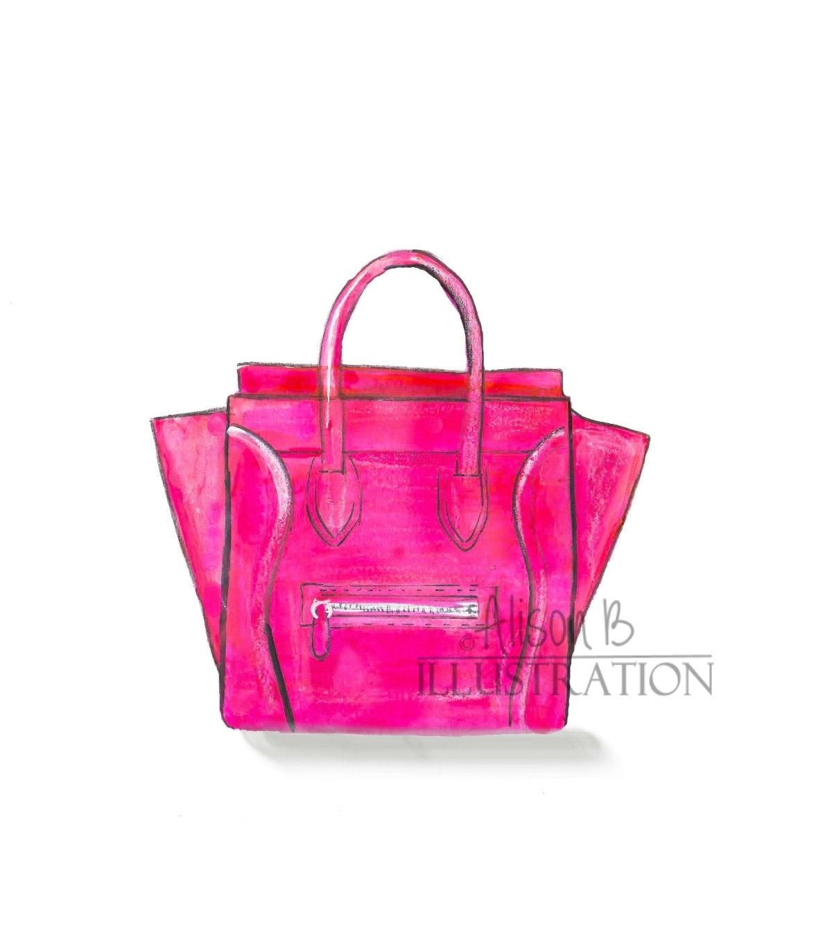 Popular items for celine bag on Etsy