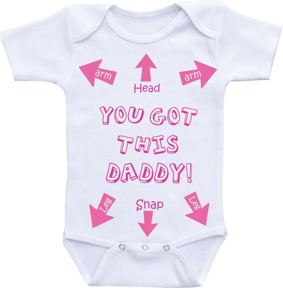 Funny Baby Clothes Funny Baby Girl Onesie Funny Baby Onsies - Baby girls clothes