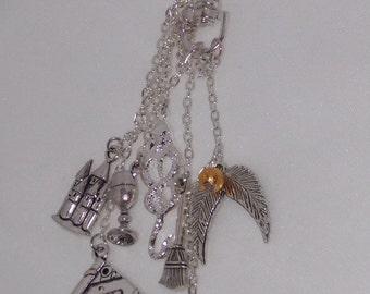 Harry Potter and the Half Blood Prince Keychain/Bag Charm