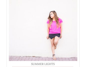 Summer Lights | 21 Lightroom Presets for Portrait and Wedding Photographers