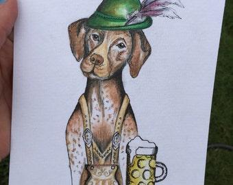 Custom Animal Portrait