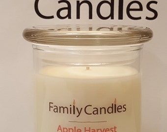 Family Candles - Apple Harvest 12oz Soy Candle