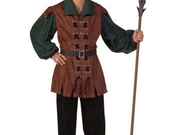 Deluxe Gents Medieval Robin Hood