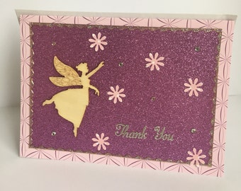 Thank You Card - Fairy 102