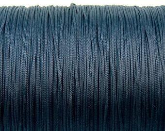 10m macrame belt 1.0, dark blue for Mandala article 3708