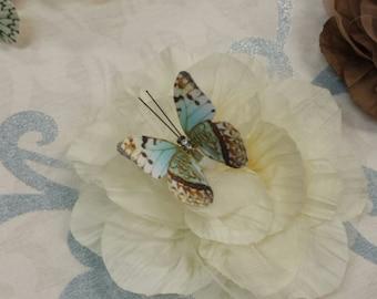 Butterfly clip, Butterfly