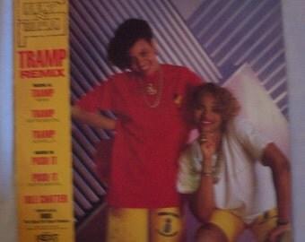 Salt and Pepper Tramp Ft. PUSH IT vinyl