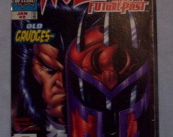 Wolverine Days of Future Past comic book Jan #2
