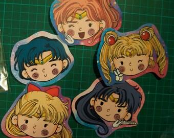 Sailormoon stickers