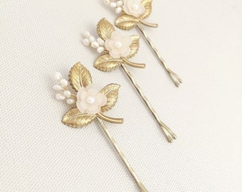 Anabelle hair pins - set of 3