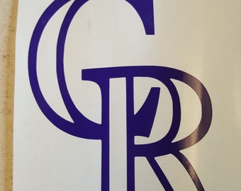 rockie logo coloring pages - photo#36