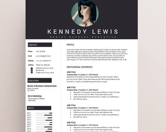 il_340x270.857544531_te62 Template Cover Letter Design Free Black Professional Resume Fondul on