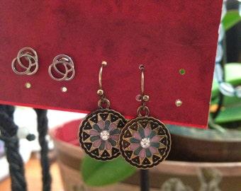 Rings for Love Earrings 2 for 10 Free shipping