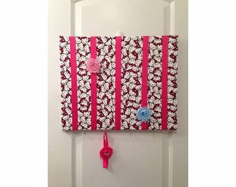 Girl's Accessories Holder