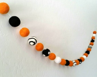 Fall Garland : Halloween decor