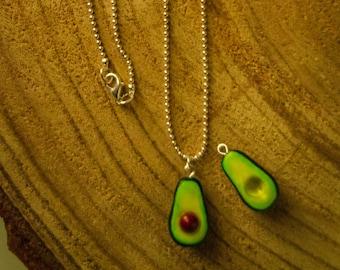 Avocado friendship chain set