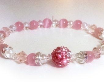Strawberry Sundae Bracelet