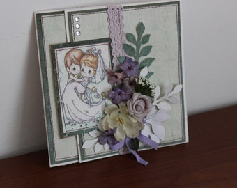 Greeting cards-wedding card