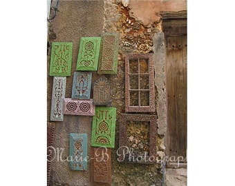 Zanzibar Beautiful Unknown Africa - Carpenter Shop - Giclée on Water Color Paper - Limited Edition