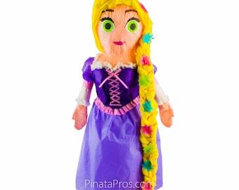 Rapunzel Pinata