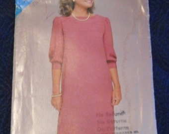 Butterick see and Sew 5244