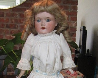 Armand Marseille Bisque Head Doll
