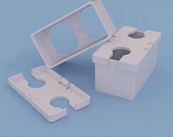 Outlet Safety Box (set of 4)