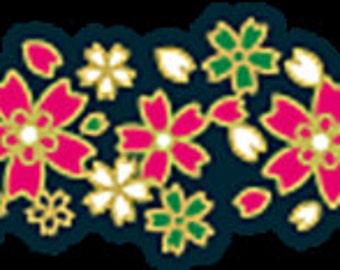 Pavilio Flower Sakurasou Lace Tape