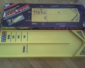 Vintage 1986 rebound game,no score markers included.