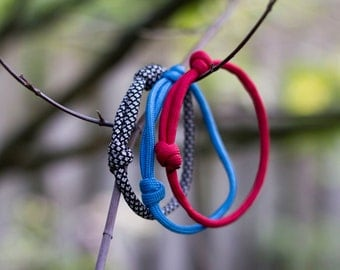 Paracord Bracelets | Modern | Three Pack