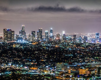 The City of Angels After Dark